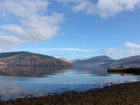 Restaurant with rooms in Inveraray, Strathclyde, Brambles