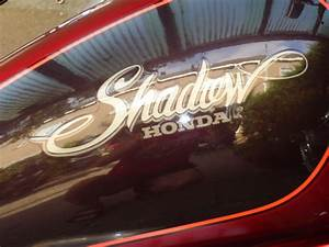 Logo Honda Shadow  Wish Mine Had This Logo