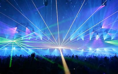 Dance Backgrounds Disco Wallpapers Rave Laser Night