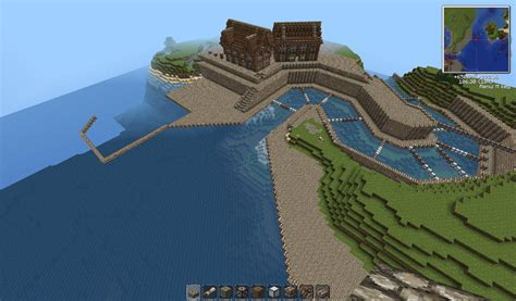 Minecraft Boat Canal by Tips On This Screenshots Show Your Creation