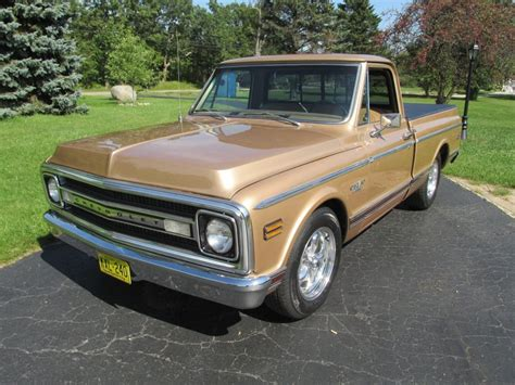 bed frame no box 1969 chevrolet cst c10 for sale
