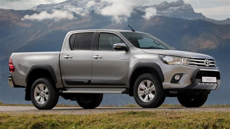 toyota hilux double cab legende sport wallpapers