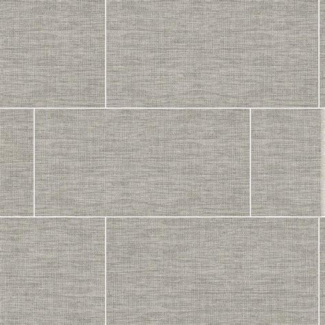 grey porcelain tile 12x24 ktile hopsack matte grey 12x24 matte