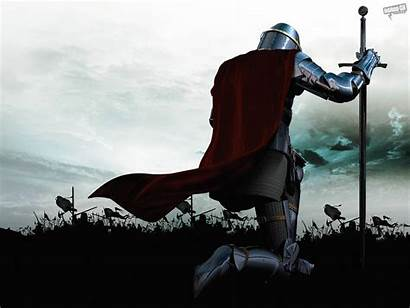 Knight Medieval Crusader Battle Tattoo Awesome Wallpapers