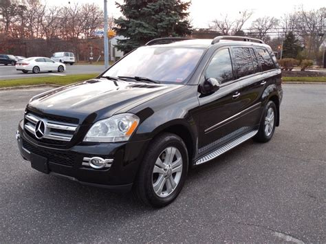 The gl450 and gl320 cdi are equipped identically, save for their powertrains. 2008 MERCEDES-BENZ GL450 4MATIC FULLY LOADED BLACK ON ...