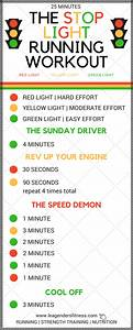 The Stoplight Running Workout  U2014 Lea Genders Fitness