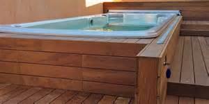 agencement ext 233 rieur d un spa de nage toulon var habiller un spa de nage par une terrasse