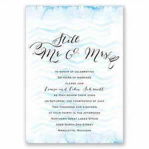 watercolor chevron vow renewal invitation invitations by With examples of wedding renewal invitations