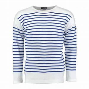 T Shirt Mariniere Homme : t shirt marini re armor lux amiral blanc etoile homme ~ Melissatoandfro.com Idées de Décoration
