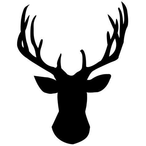 deer skull clip art clipartioncom