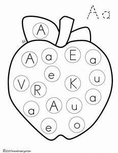 17 best images about vocales on pinterest mandalas With toddler recognizing letters