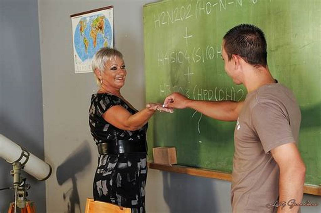 #Buxom #Mature #Teacher #With #Big #Tits #Gets #Banged #By #Her