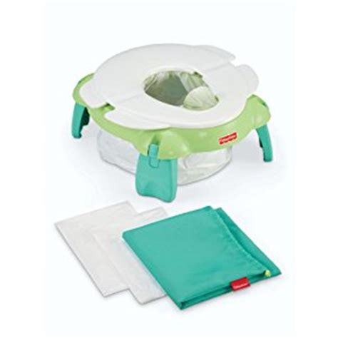 Portable Potty Chairs For Toddlers by Fisher Price 2 In 1 Portable Potty