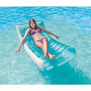 Matelas Gonflable Pour Piscine : fauteuil gonflable pour piscine intex ghost ~ Dailycaller-alerts.com Idées de Décoration