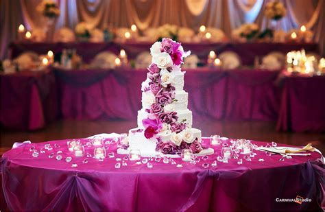 cake table decoration ideas crystal grand banquets wedding decor rental in chicago