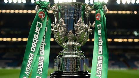 Carabao Cup: Semi-Final fixtures confirmed - News - EFL ...