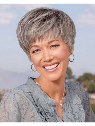 Best Short Haircuts For Older Women Wig Short Wigs For Women
