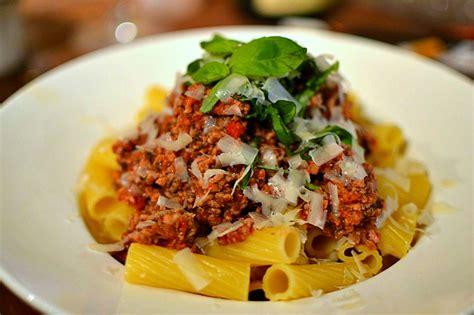recette pate a la bolognaise maison p 226 tes 224 la sauce bolognaise maison la v 233 ritable recette italienne