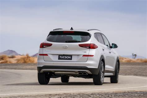 Hyundai 2019 : 2019 Hyundai Tucson Turbo Makes Way For New 2.4l Engine