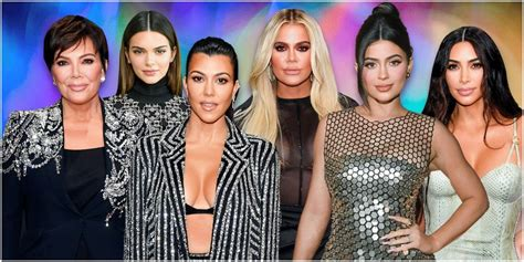 MBTI Personality Types For Each Kardashian-Jenner   TheThings