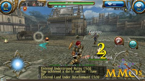 Toram Online Game Review