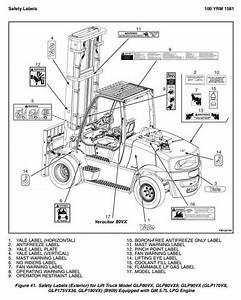 Forklift Engine Diagram