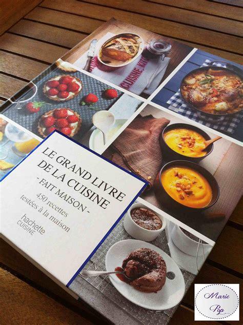 hachette cuisine fait maison livre de recette fait maison gourmandise en image