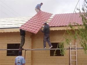 Tole Pour Toiture : prix tole ondulee pour toiture plate tableau isolant ~ Premium-room.com Idées de Décoration