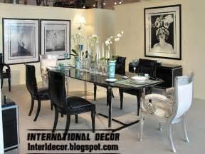 Dining Room Ideas 2013 Modern Luxury Italian Dining Room Furniture Ideas