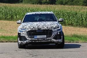 Audi Hybride 2019 : spyshots 2019 audi sq8 has quad exhaust could be a hybrid autoevolution ~ Medecine-chirurgie-esthetiques.com Avis de Voitures