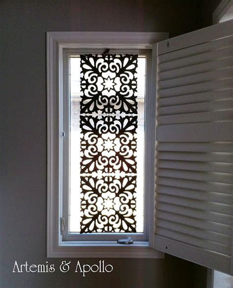 Window Covering Stores dollar store treasures diy window covering clever