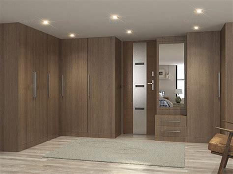 L Shape Wardrobe At Rs 1200 Square Feet  लकड़ी की अलमारी