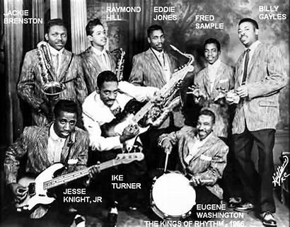 Turner Ike Kings Rhythm Rocket 88 Craig