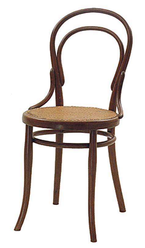 siege thonet chaise thonet à tous les étages le