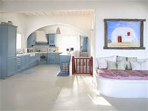 A Holiday Villa in Mykonos, Greece - Decoholic