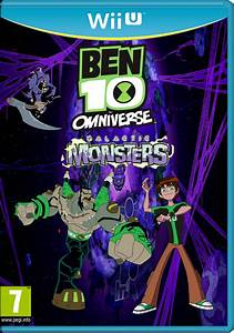 Ben 10 Omniverse: Galactic Monsters The Game | Ben 10 Club
