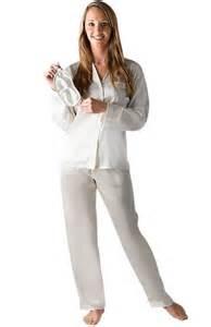 what are the best womens white satin pajamas snugglenado