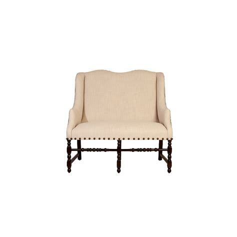 Barcelona Settee by Barcelona 45 Quot Wing Settee Settees Ids Furniture Inc