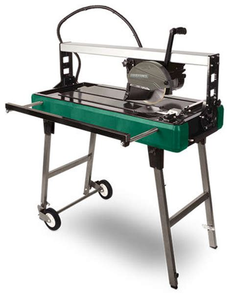 tile saw menards masterforce 8 quot bridge saw at menards 174