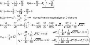 Funktionsgleichung Berechnen : l sungen parabel durch 3 punkte ii ~ Themetempest.com Abrechnung