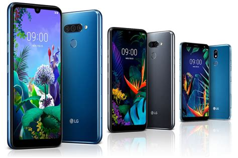 Lg Starts Mwc 2019 Early With New Q60, K50, And K40 Phones