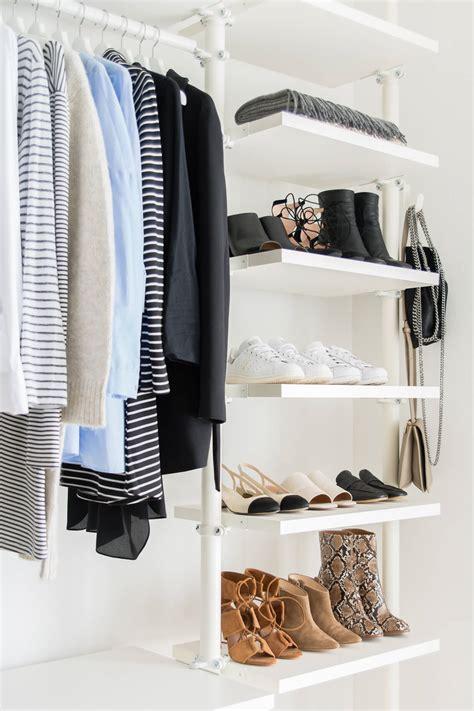 hilfreiche tipps fuer minimalismus im kleiderschrank