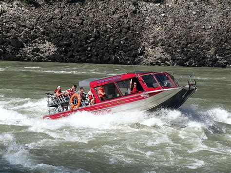Proline Boats Out Of Business by Hells Gate Jet Boat Tours Our Boats