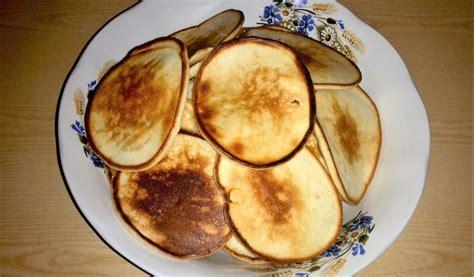Receptes.lv - Kefīra pankūkas