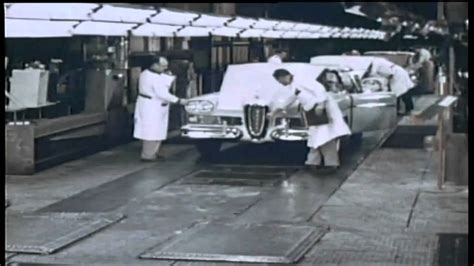 FORD - 1958 EDSEL RANGER - Introduction of the Edsel - In ...