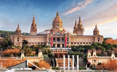 Barcelona Museum National Spain Catalonia Museums Nacional