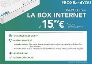 Comparatif Box Internet 2016 : la box internet b and you fait sa pub comparatif et test adsl et fibre ~ Medecine-chirurgie-esthetiques.com Avis de Voitures