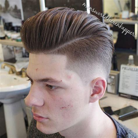 fade haircuts hairstyles  mens