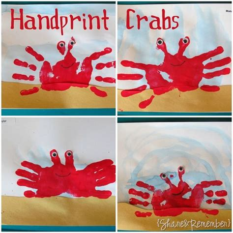 crab craft preschool on hermit crab crafts 594 | 12386365524f75c8b231d1a6b2ad7d1f