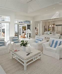 40 chic beach house interior design ideas loombrand With best brand of paint for kitchen cabinets with myrtle beach wall art